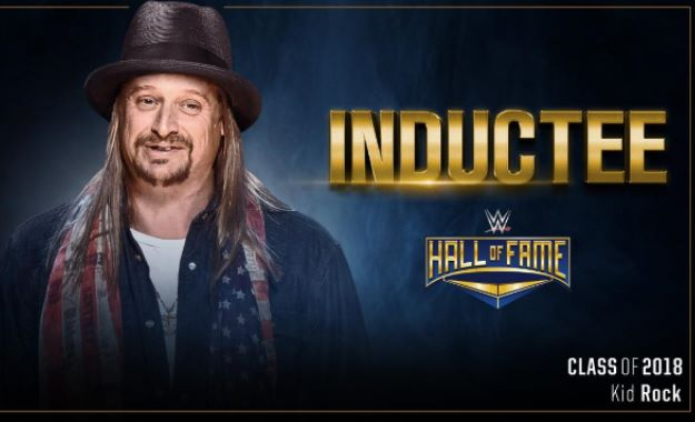 WWE noticias Kid Rock