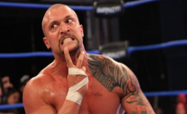 Killer Kross Impact Wrestling