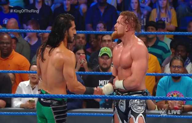 King Of The Ring 2019 Ali Buddy Murphy WWE SmackDown Live