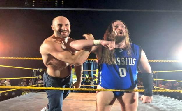 Kings of Wrestling se reúnen en WWE NXT