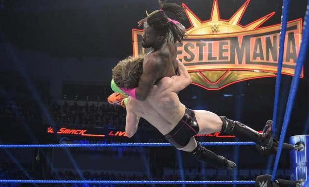 Kofi Kingston sobre Elimination Chamber