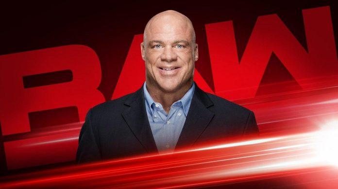 Kurt Angle decidirá su futuro en WWE RAW