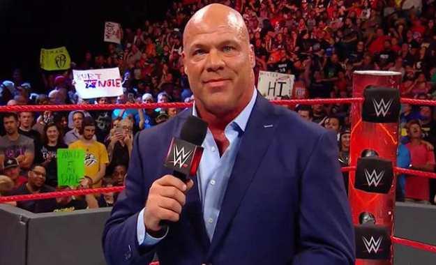Kurt Angles habla sobre su peor combate en WWE