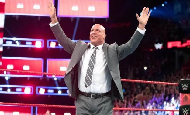 Kurt Angle estaría fuera de Survivor Series