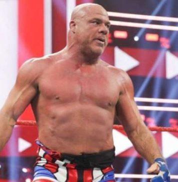 Kurt Angle explica por qué no tuvo su último combate con John Cena