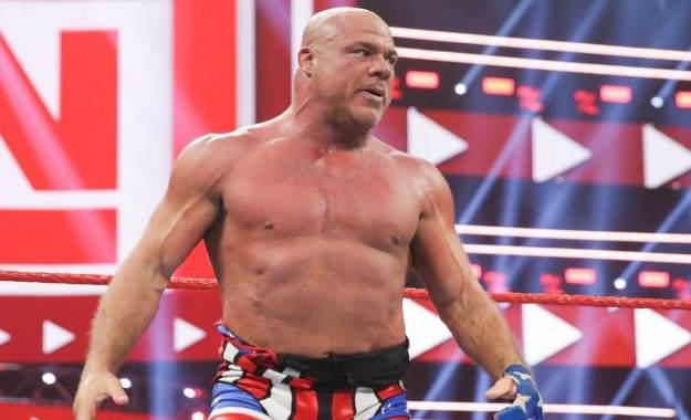 Kurt Angle podría estar compitiendo en el Royal Rumble