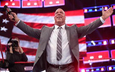 Kurt Angle WWE Noticias