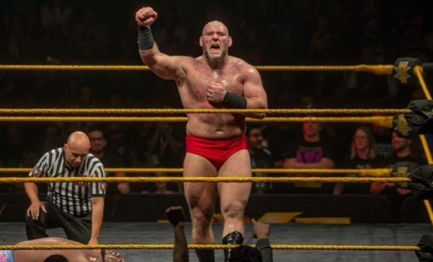 LArs Sullivan WWE