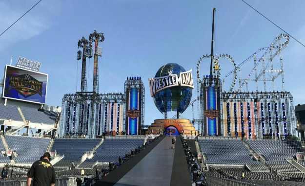 La ciudad de Orlando dispuesta a pagar 1 millón de dólares para que vuelva Wrestlemania