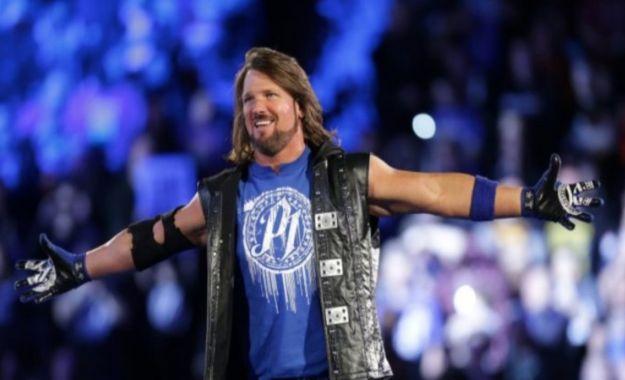La salida de AJ Styles del Mixed Match Challenge podrían cambiar sus planes para el Royal Rumble