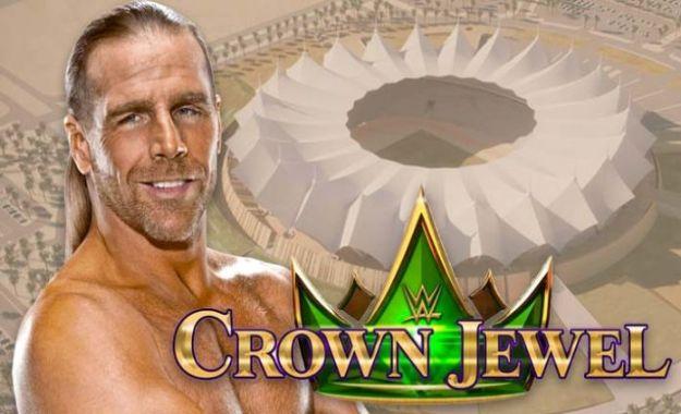 La situación de WWE Crown Jewel determinará el regreso de Shawn Michaels