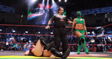 Lady Shani luchará contra Sexy Star en Triplemania