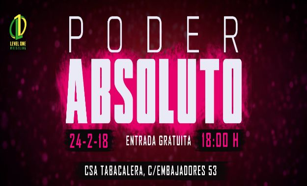 Level one Poder Absoluto