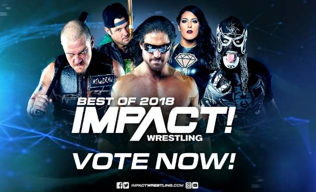 Listado de los ganadores de los Impact Awards de 2018