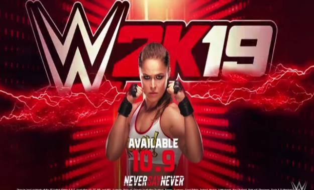 Listado de los ratings de los luchadores del WWE 2K19
