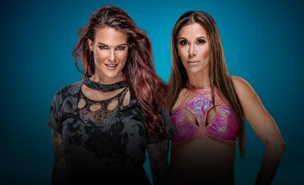 Lita vs Mickie James Evolution