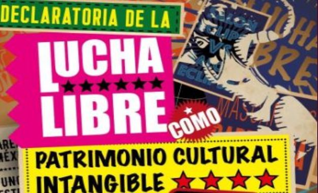 Lucha Libre Patrimonio de la CDMX