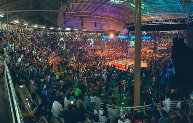 Lucha Libre Triple A