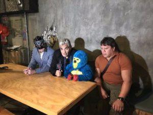 Lucha México Cine Tonalá