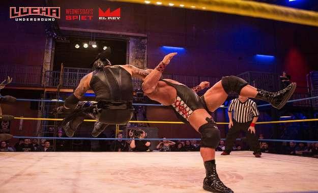 Lucha Underground 1 de Agosto (Cobertura y resultado en directo)