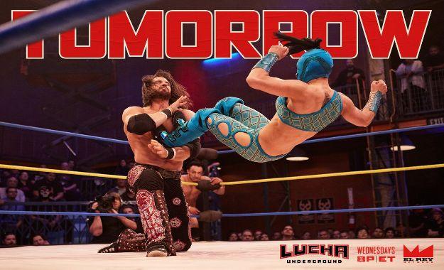 Lucha Underground directo