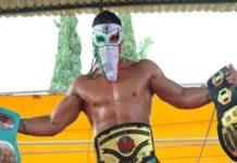 Luchador mexicano Bandido
