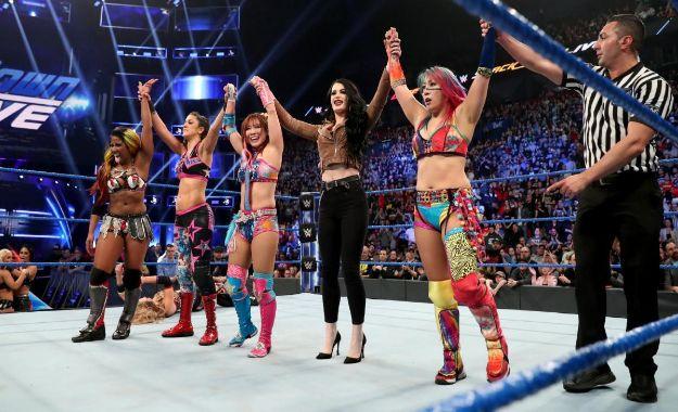 Luchadora SmackDown Live