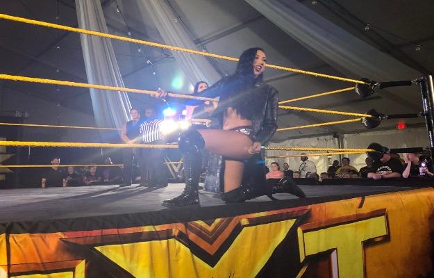 Luchadores NXT