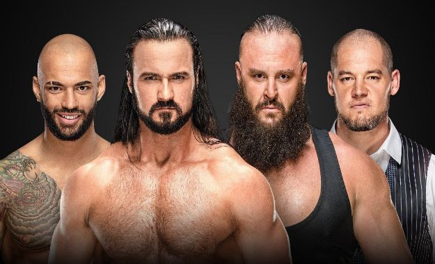 Luchadores RAW