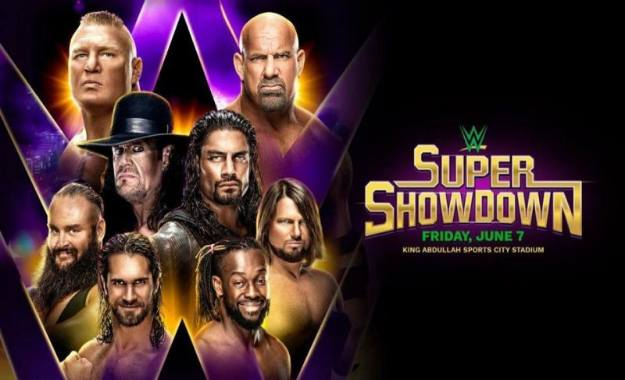 Luchadores confirmados para el Royal Rumble del Super Show Down