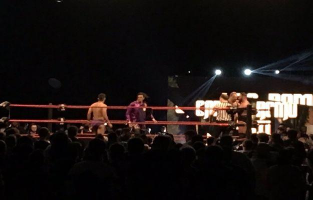 Luchadores españoles WWE