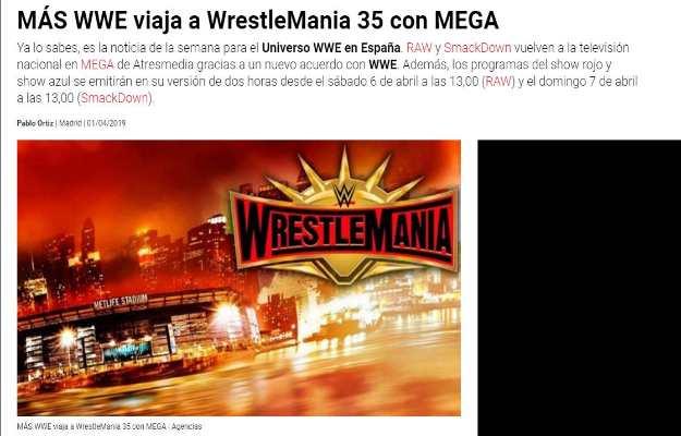 planeta wrestling mega wwe concurso