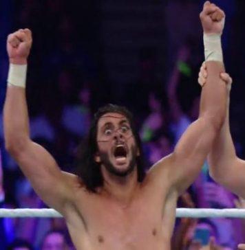 Mansoor es el ganador de la batalla real de 50 luchadores en WWE Super Show Down