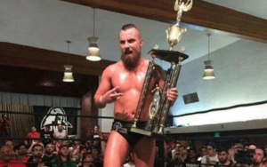 Marty Scurll PWG BOLA