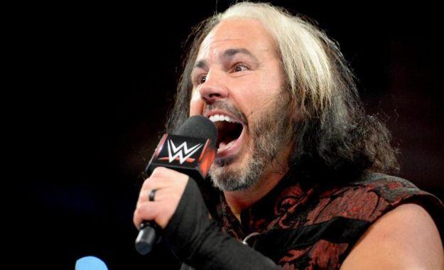 Matt Hardy ondea una posible aparición en el SmackDown Live 1000