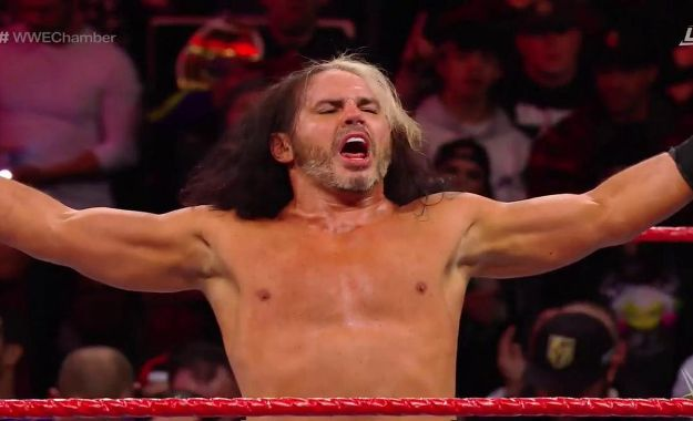 Matt Hardy recuerda su WWE ECW Title Run