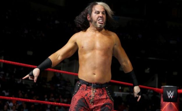 Matt Hardy quiere ser el manager general de WWE RAW