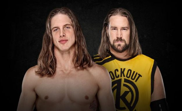 Matt Riddle vs. Kassius Ohno