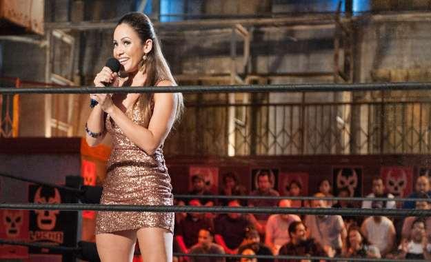 Melissa Santos no se considera fan de Ronda Rousey