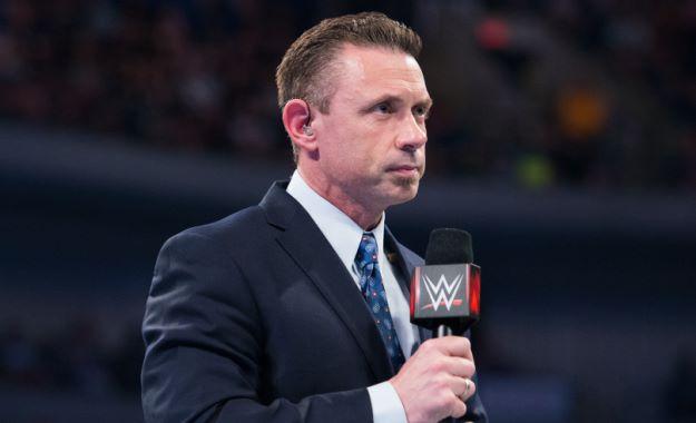 WWE noticias Michael Cole