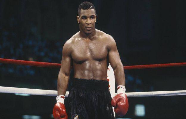 Mike Tyson AEW