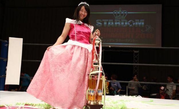 Momo Watanabe Stardom
