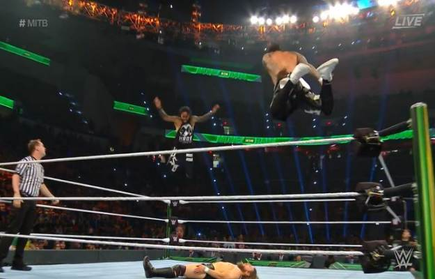 Money in The Bank 2019 The Usos