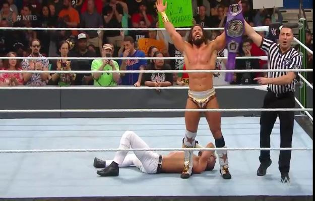 Money in The Bank 2019 Tony Nese