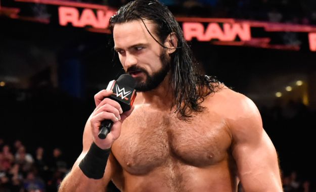Motivo de la ausencia de Drew McIntyre en Greatest Royal Rumble