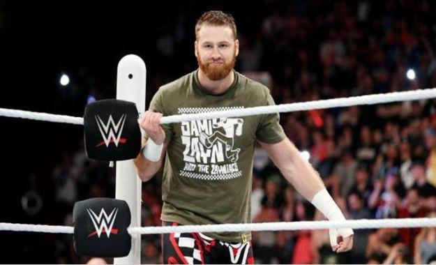 Motivo de la ausencia de Sami Zayn en Greatest Royal Rumble