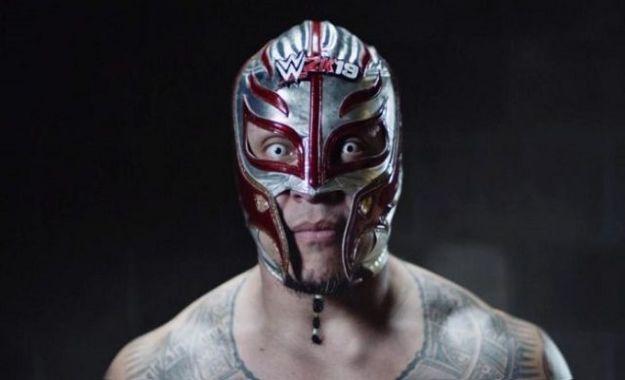 Motivo por el cual Rey Mysterio aún no ha firmado con WWE
