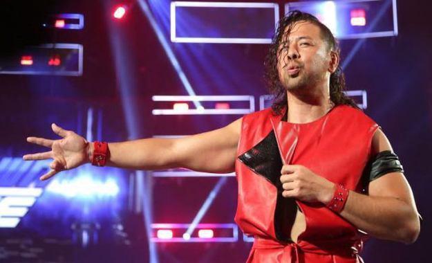 Motivo real de la ausencia de Shinsuke Shinsuke Nakamura en SmackDown