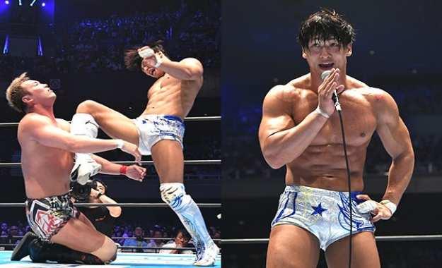NJPW G1 Climax 29 Fechas finales