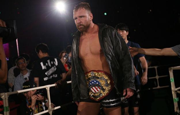 NJPW Jon Moxley